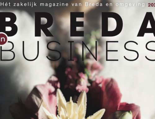 Voorpagina en interview: Breda in Business